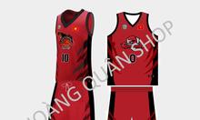 Bán lẻ đồng phục bóng rổ Thăng Long Warrior giá sốc