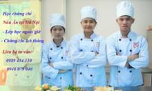 Lớp học nấu ăn gia đình ở Hà Nội có lớp ngoài giờ