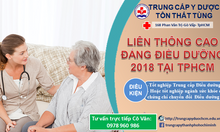 Điều kiện liên thông cao đẳng Điều dưỡng 2018