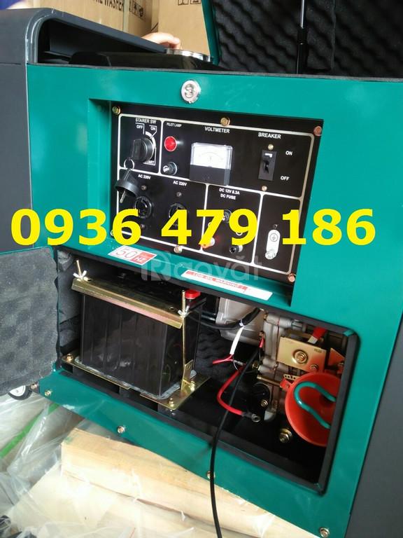 Tổng xả kho máy phát điện chạy dầu các công suất 5kw,7kw,8kw,10kw