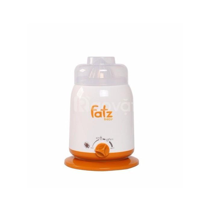 Máy hâm sữa và thức ăn 3 chức năng Fatzbaby shop hoavoanvip