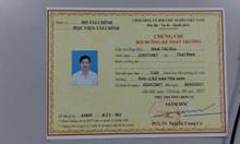 Đào tạo lớp kế toán trưởng tại Quảng Ninh - 0969868605 Cô Hằng