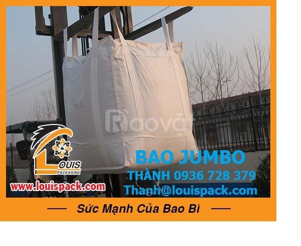 Bao Jumbo 500kg, bao 500kg, bao Jumbo đựng 500kg, bao đựng 500kg