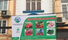 Bán thịt lợn hữu cơ bảo châu giảm giá chỉ còn 140k/kg, rau hữu cơ 20k