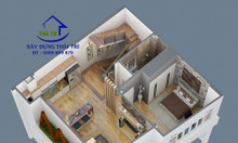 Thiết kế nhà giá rẻ, Quận 12, Tân Bình, Tân Phú, Gò Vấp, Thủ Đức