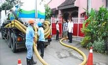 Thông tắc cống rãnh, bồn cầu chậu rửa tại phường Mai Dịch Cầu Giấy