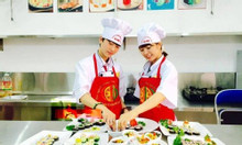 Địa chỉ học nấu ăn ở Hà Nội | Chứng chỉ nấu ăn 6 tháng