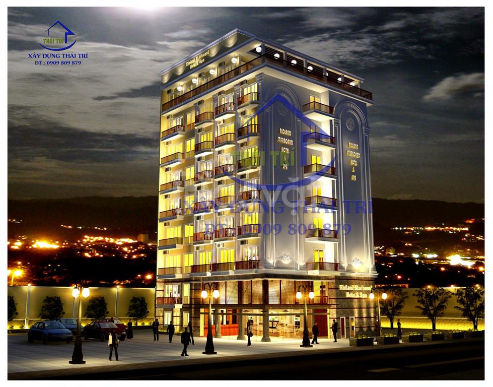 Thiết kế nhà phố, biệt thự, vẽ phối cảnh 3d, lập dự toán Tp.HCM