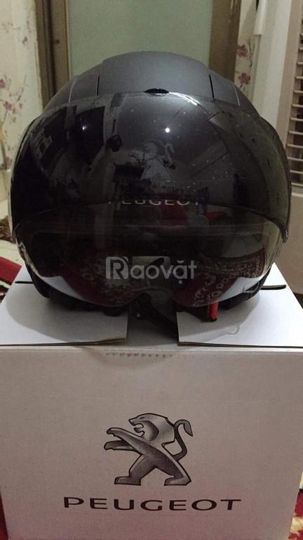 Bán mũ bảo hiểm moto Peugeot của Pháp xịn, hàng được tặng mới 100%