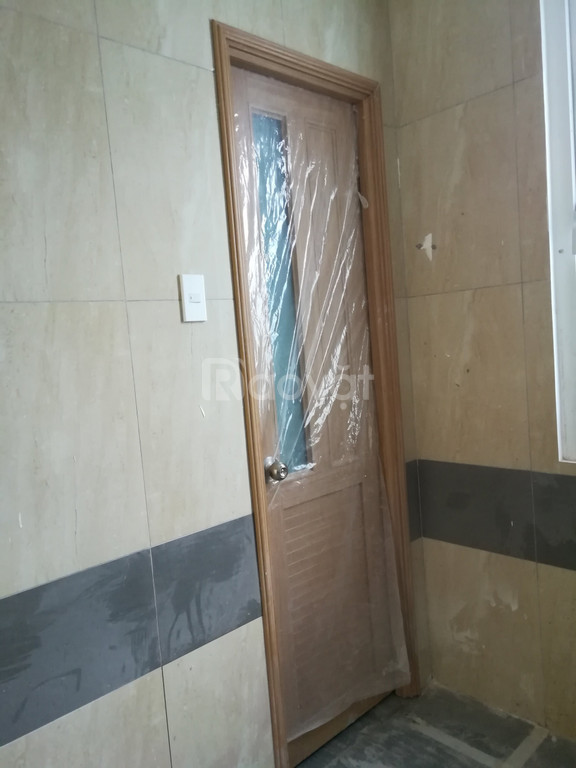 Cửa nhựa toilet, cửa nhựa giả gỗ, cửa nhựa vân gỗ Biên Hòa, Dĩ An