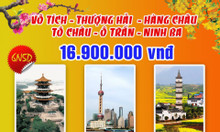 Du lịch Trung Quốc tết giá rẽ