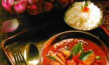 Khóa học dạy nấu món Thái Lan tại Hà Nội