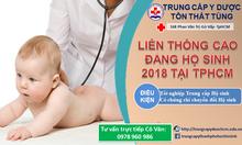 Hồ sơ liên thông cao đẳng Hộ sinh năm 2018