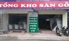 Tổng kho sàn gỗ Quảng Ninh