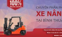 Bán xe nâng tại Bình Thuận, Phan Thiết