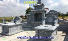 Lăng mộ đá xanh khối đẹp tại Việt Nam