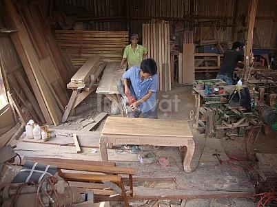 Sửa chữa đồ gỗ Quận 4   Sơn sửa đồ gỗ tại nhà Quận 4, HCM