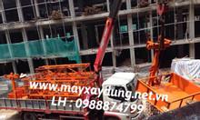 Vận thăng nâng hàng 5 tạ chính hãng giá rẻ tại Hà Nội
