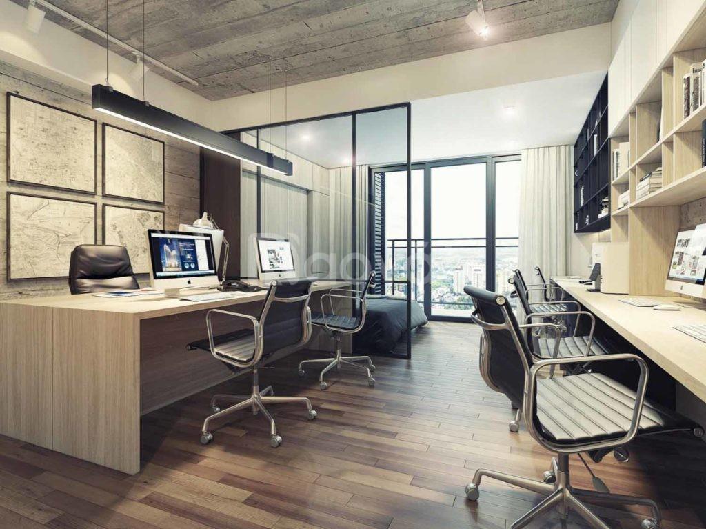 Trung tâm thương mại Quận 4 - Office Tel