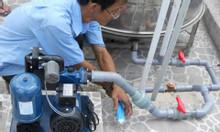 Sửa máy bơm nước bị cháy tại nhà