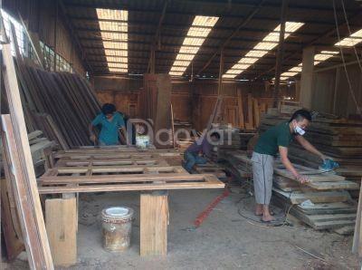 Sơn sửa đồ gỗ tại nhà Quận Bình Tân, HCM