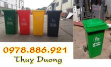 Cung cấp thùng rác màu đen, màu xanh, màu trắng, màu vàng giá rẻ