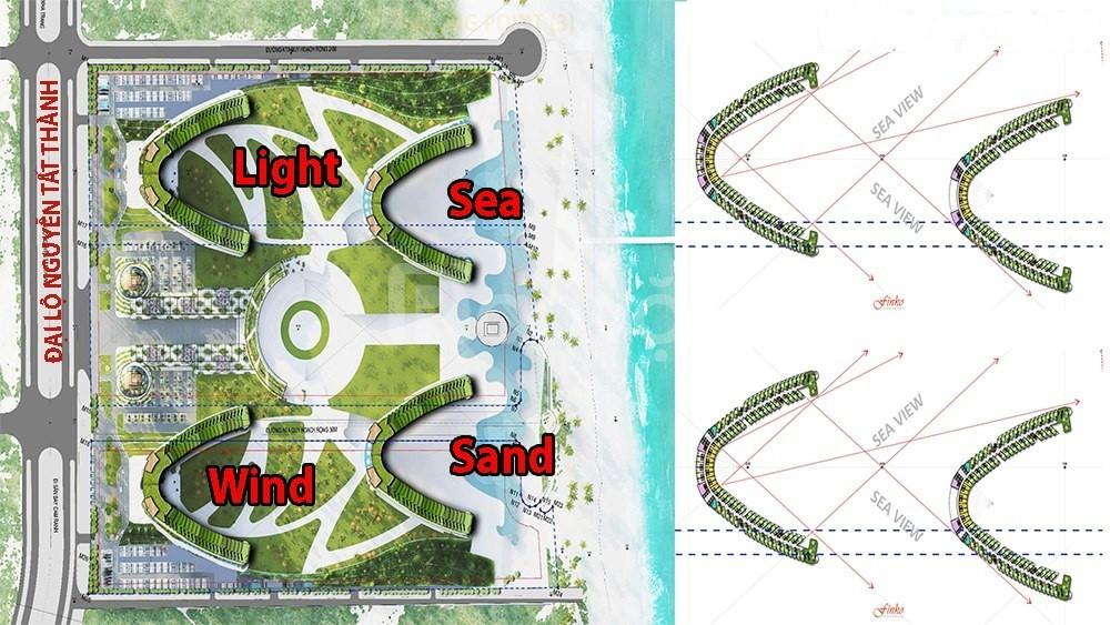 Condotel nghỉ dưỡng tại Camranh chỉ có thể là Arena
