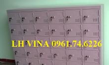 Tủ locker 30 ngăn đựng đồ cá nhân cho nhân viên