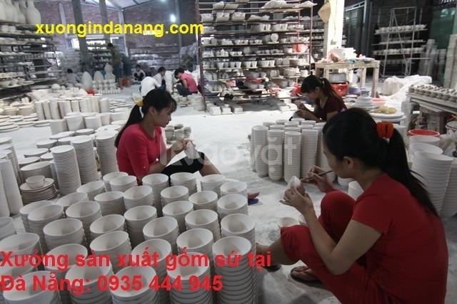 Xưởng in ấm chén giá rẻ tại Quảng Nam, bộ ấm trà in logo tại Quảng Nam