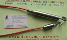 Bán tăng đơ inox cầu thang (tăng đơ ống) – Cáp thép Thanh Sơn Hà Nội