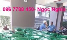 Chuyên cung cấp thùng rác môi trường đô thị 120L-240L giá cạnh tranh
