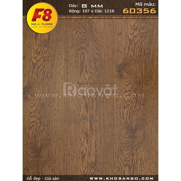 Giá sàn gỗ công nghiệp giá rẻ tại TPHCM