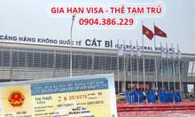 Gia hạn visa Việt Nam cho người Trung Quốc ở tại Đà Nẵng