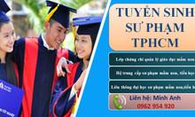 Thời gian học liên thông đại học sư phạm tiểu học 2018