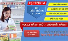 Liên thông cao đẳng dược tốt tại TPHCM