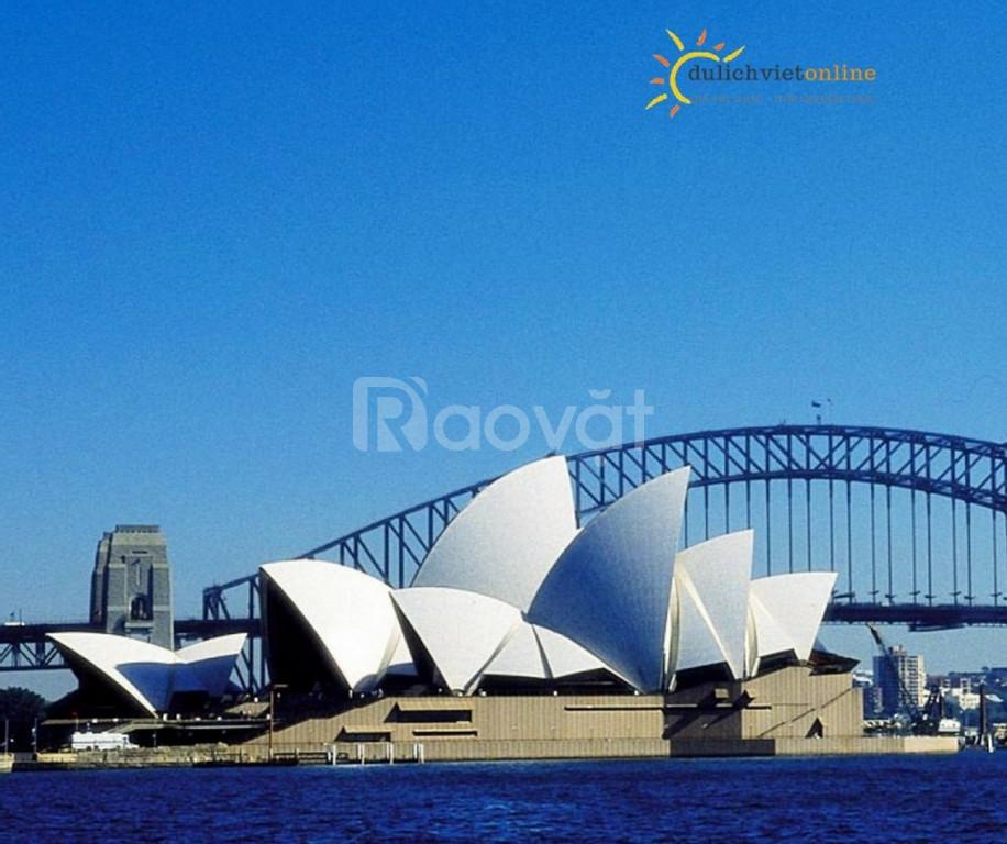 Du lịch Úc 5 ngày 4 đêm – Tết Nguyên Đán cùng Du lịch Việt Online