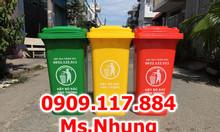 Thùng rác công cộng, ngoài trời, thùng đựng rác công cộng