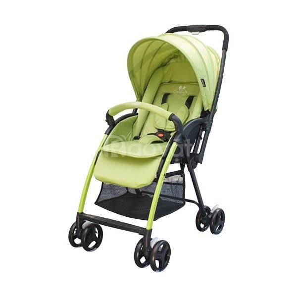 Xe đẩy cho bé Zaracos Maxell 2606 màu xanh mẫu mới