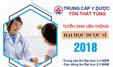 Liên thông Đại học dược tốt tại TPHCM