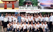 Tuyển sinh du học Nhật Bản kỳ tháng 7, 10 /2018