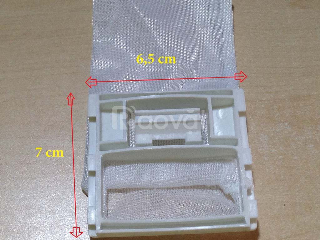 Túi lọc máy giặt và các phụ kiện theo máy