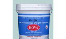 Tìm mua sơn Kova, sơn lót chống kiềm nội thất K109 thùng 25kg
