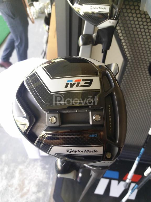 Taylormade M3/M4 ra mắt tháng 1/2018 sắp lên kệ tại PGA GOLF