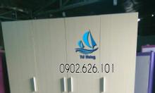 Tủ gỗ đựng quần áo gỗ công nghiệp giá rẻ HCM