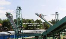 Dây chuyền băng tải cầu cảng