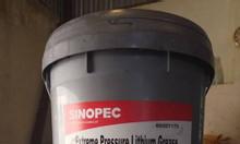 Mỡ Extreme Pressure Lithium Grease NLGI0 xô 17Kg