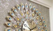 Đồng hồ trang trí Chim Công S299 - hàng có sẵn HCM