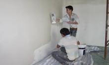 Cần gấp thợ sơn bả làm nhân công hoặc nhận khoán