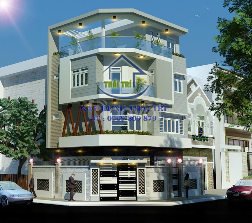 Chuyên nhận: Thiết kế Nhà phố, Biệt thự, Giá rẻ, Quận 12, Hóc Môn