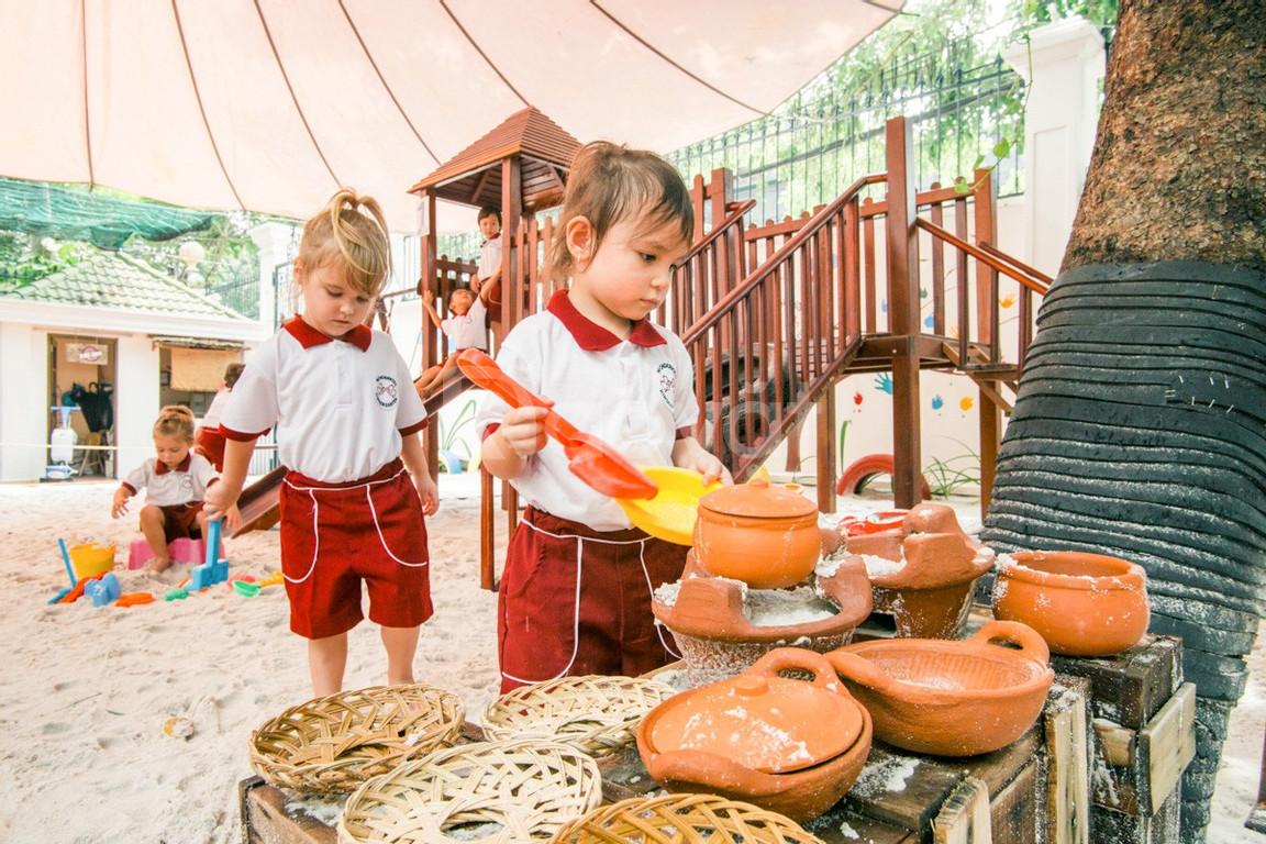 Top 5 Kindergartens apply Montessori teaching method in Ho Chi Minh City